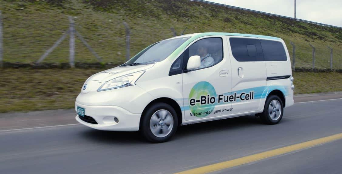La pila de combustible de bio-etanol pinta muy bien: Con 30 litros haremos 600 km…