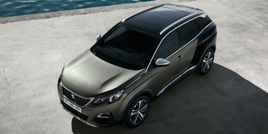 ¿Imaginas un Peugeot 3008 con 270 CV? Puede que no tarde mucho