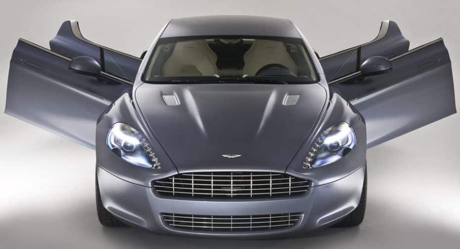 Di adiós al Aston Martin Rapide: ¿Qué sentido tiene que desaparezca el único rival del Panamera?