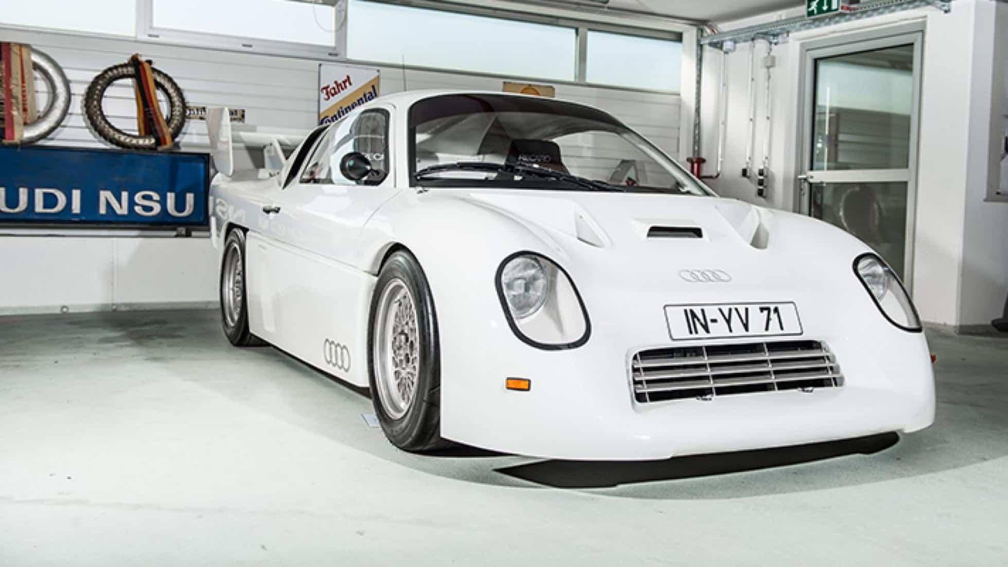 Audi Quattro Group S Prototype (1)
