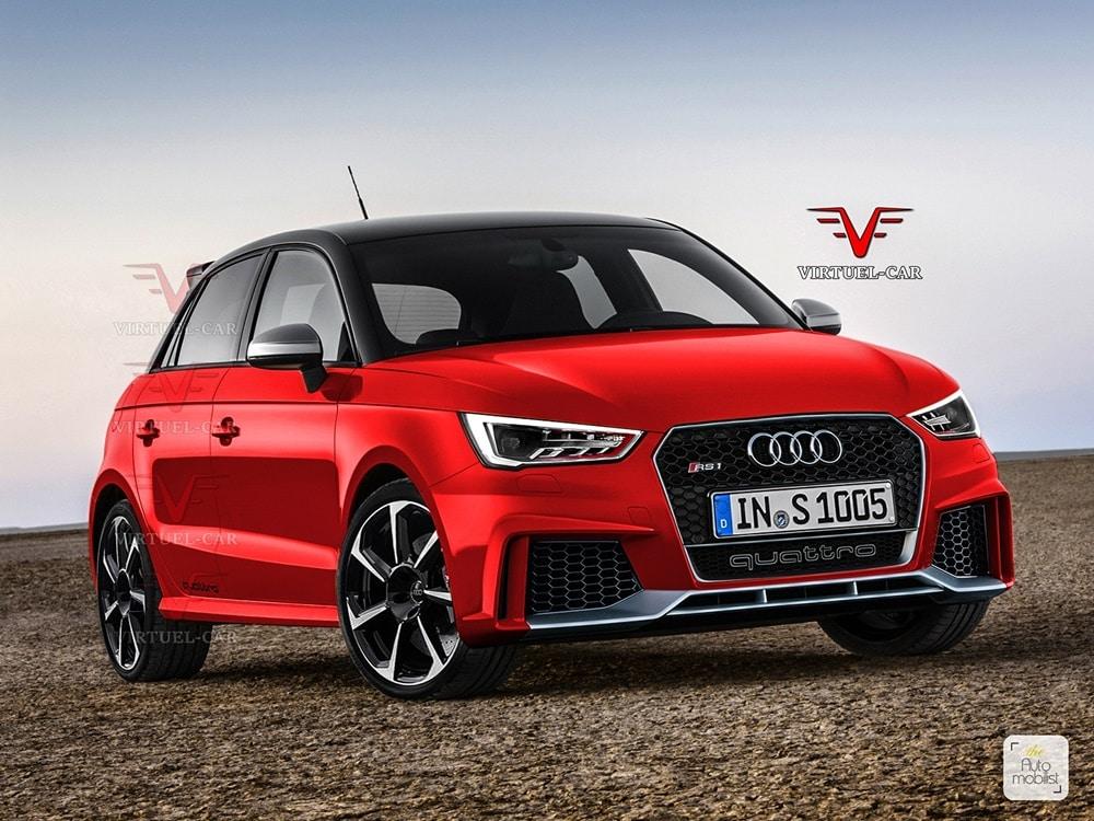 Querida Audi: Queremos un Audi RS1 y lo queremos tan picante y atractivo como este