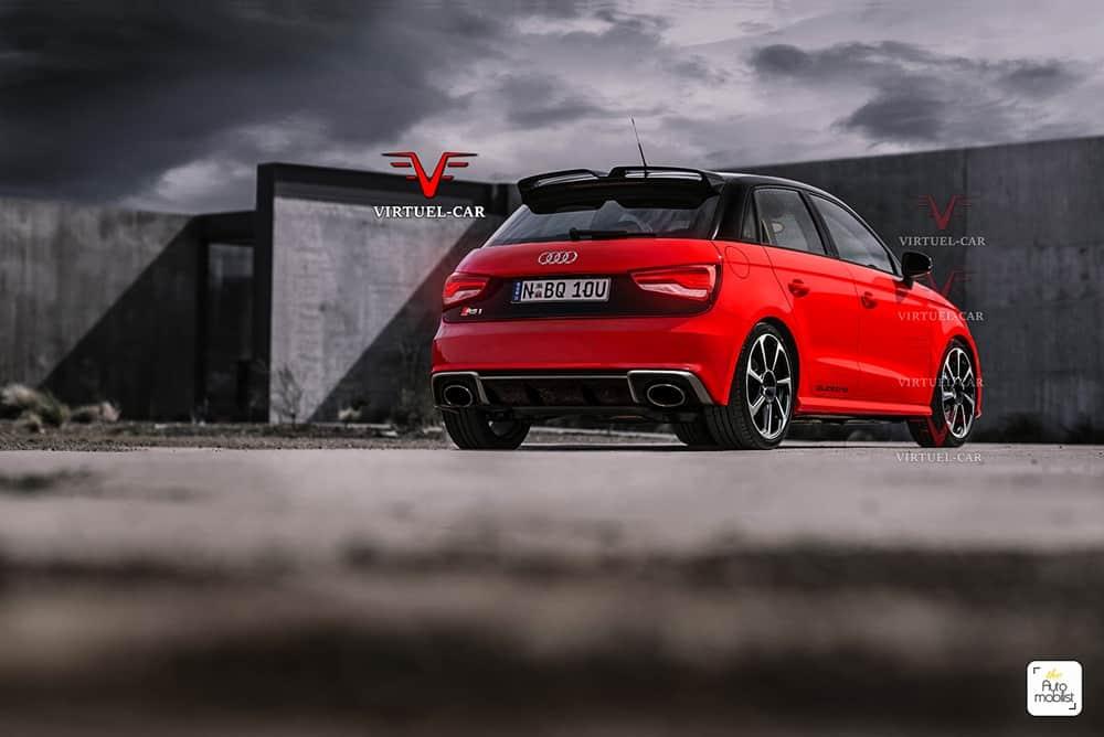 Audi RS1 render (2)