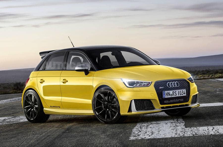 ¡En Ingolstadt dan luz verde al Audi RS1!: Casi 300 CV para el picante urbano que veremos en 2017