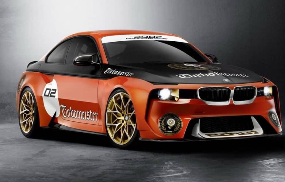 Más espectacular que nunca: El BMW 2002 Hommage se viste nuevamente de gala…