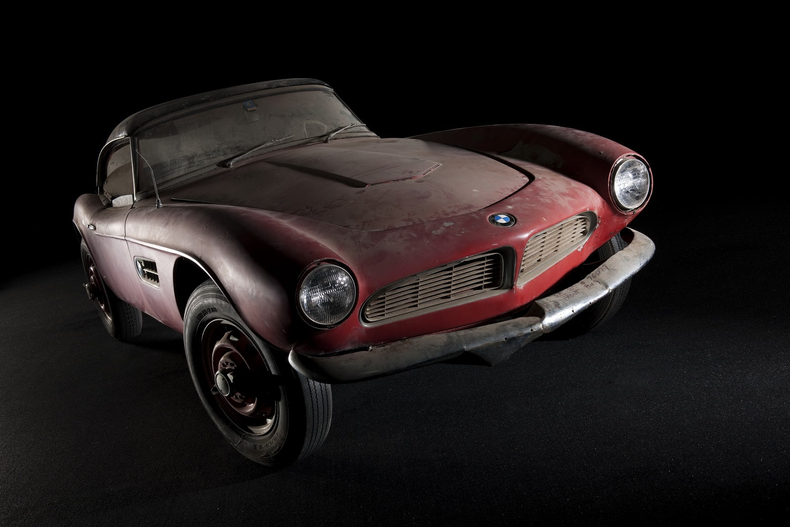 El BMW 507 Roadster de Elvis Presley ha sido restaurado ¡Y debutará en Pebble Beach!