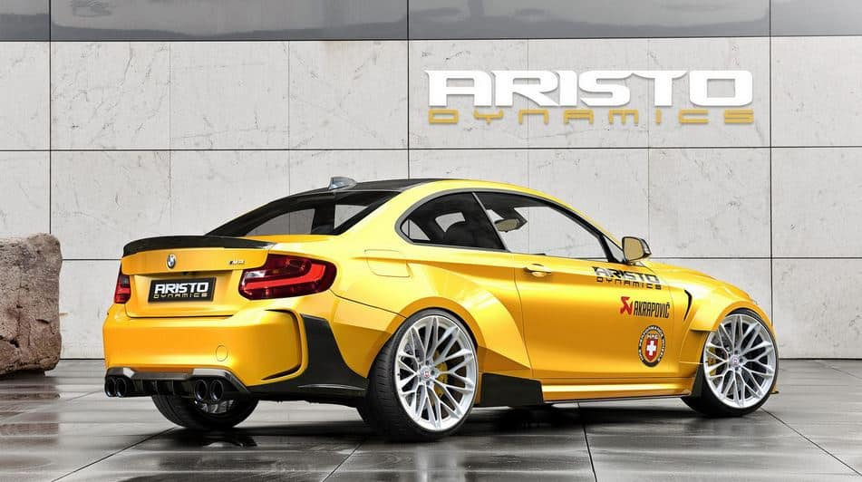 BMW M2 Aristo Dynamics 2