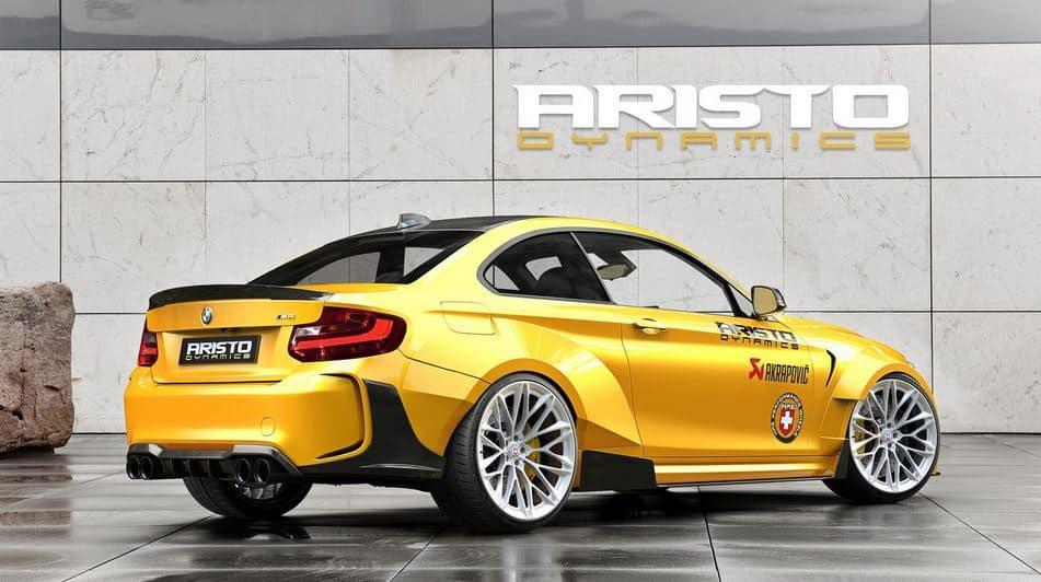 BMW M2 Aristo Dynamics 2