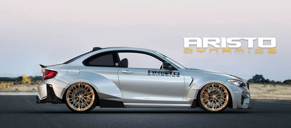 BMW M2 Aristo Dynamics 3