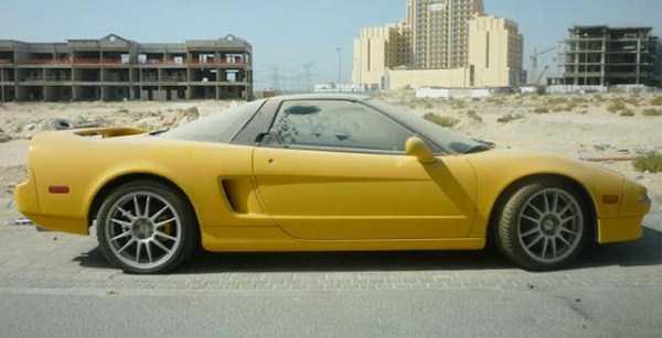 Coches abandonados Dubai.25