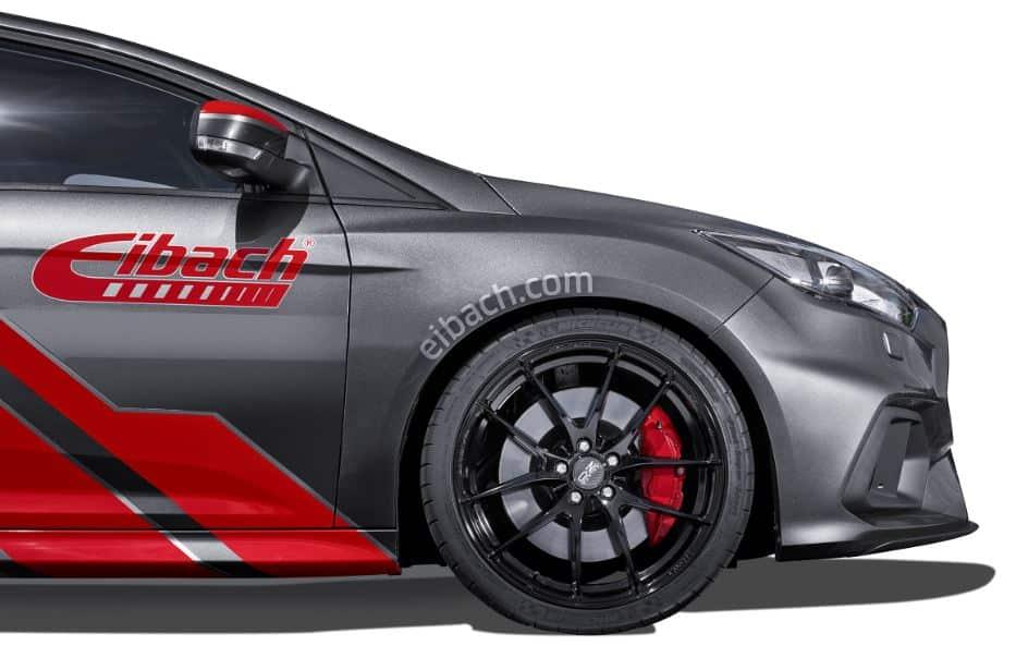 Focus RS Eibach 4
