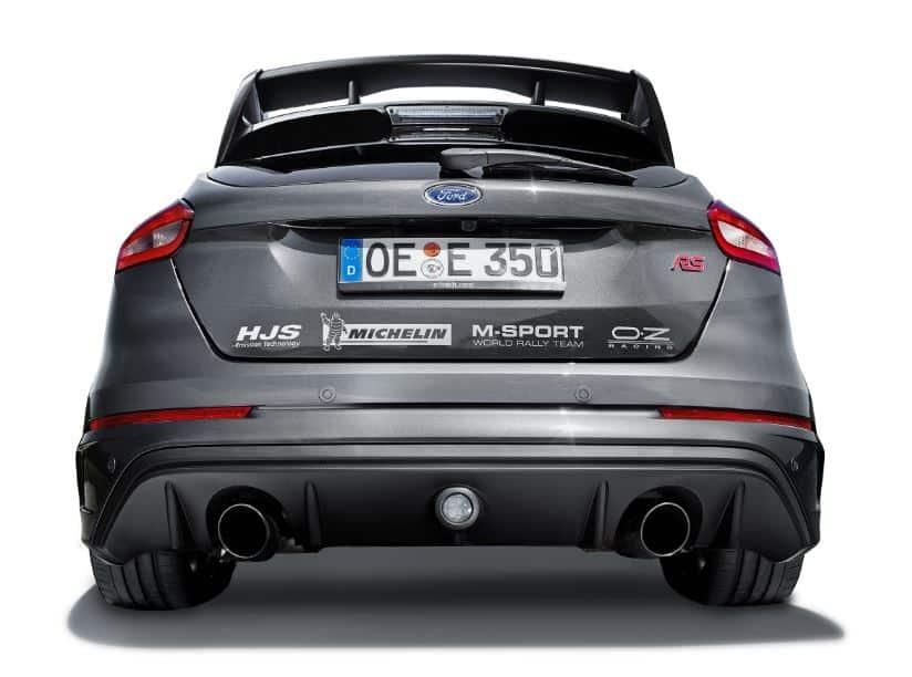 Focus RS Eibach 5