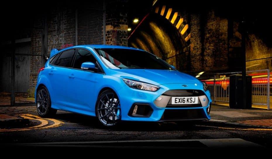 Ford Performance y Mountune le sacan jugo al Focus RS, eso sí, con garantía de fábrica