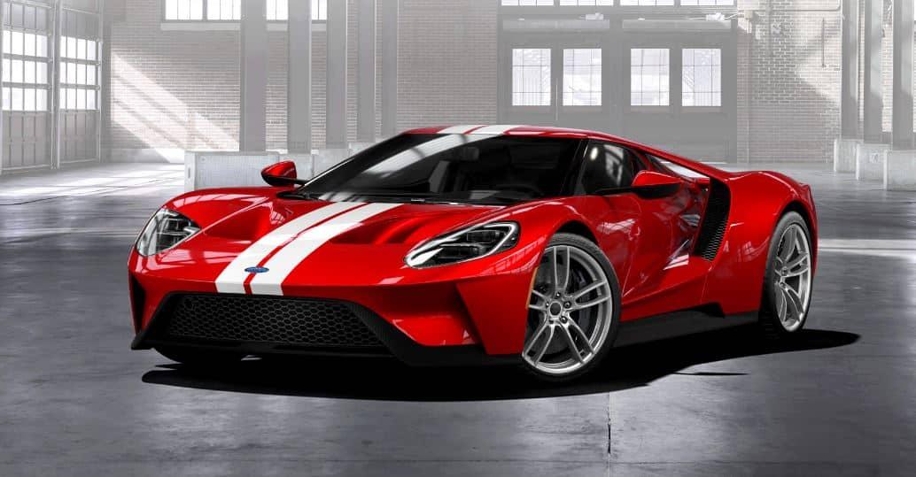 Buenas noticias para los que no tuvieron opción de hacerse con el nuevo Ford GT…