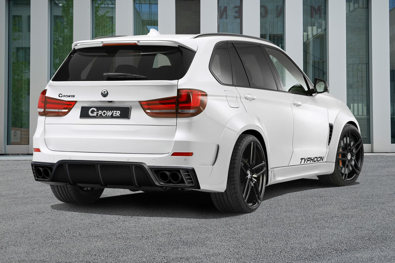 G-Power BMW X5 M Typhoon-1