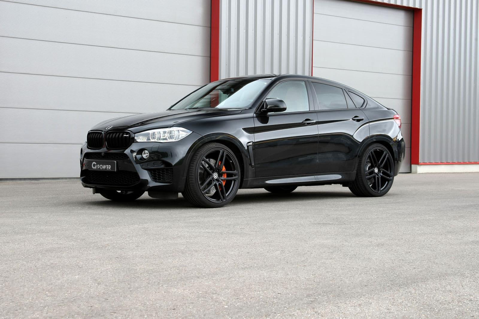 G-Power actualiza el BMW X6 M con 750 CV y un lavado de cara ¡Que te dejará sin palabras!