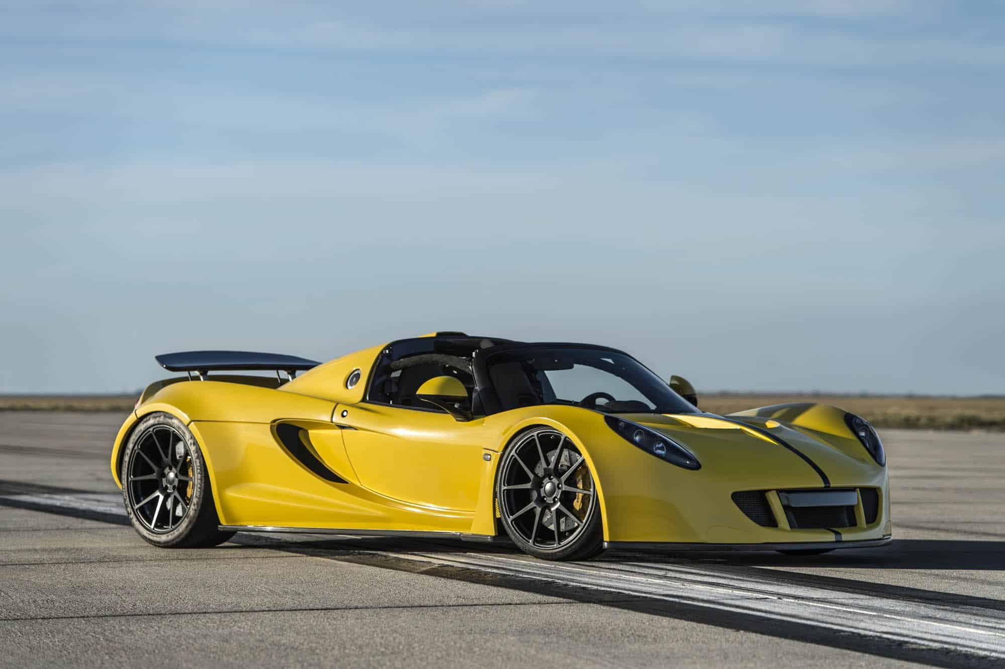 Hennessey-Venom-GT-Spyder WRE