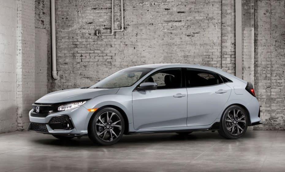 ¡Oficial!: Así es el nuevo Honda Civic hatchback que podrás comprar a finales de año…