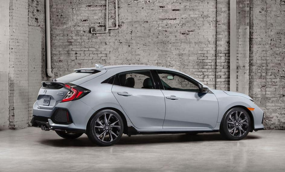 Honda Civic 2017 3
