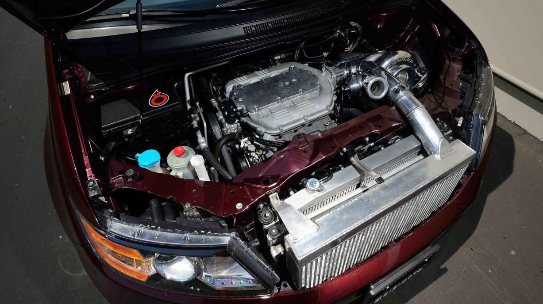 Honda Odyssey por Bisimoto (7)