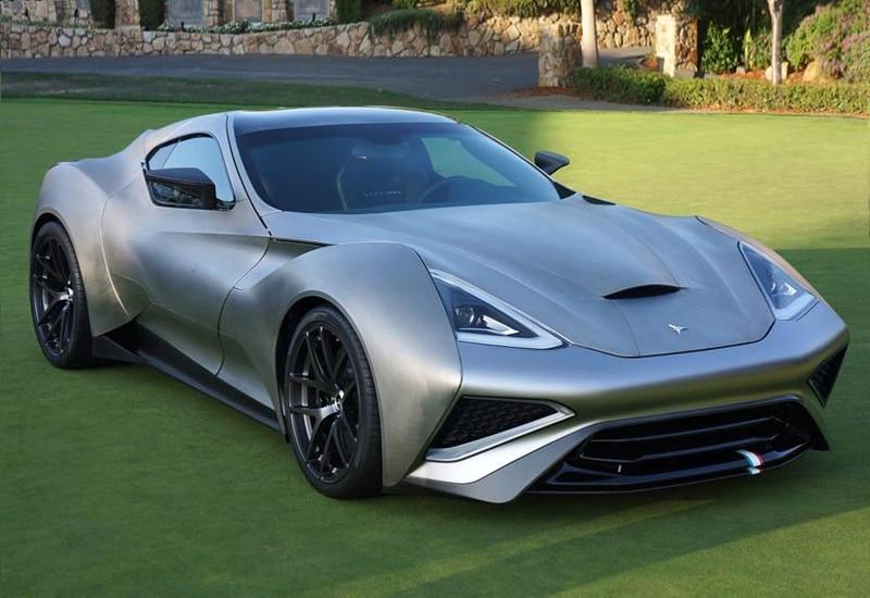 El primer coche fabricado íntegramente en Titanio ya tiene precio: 2,5 millones de euros para el Icona Vulcano