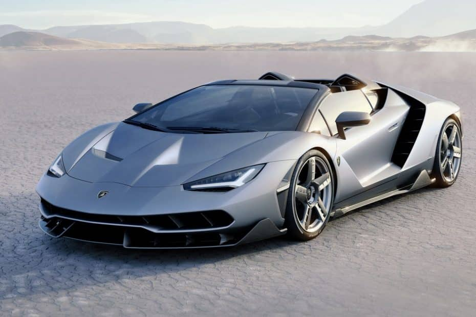 Lamborghini Centenario Roadster: ¡La bestia de 780 CV y más de 2 millones de euros ya está agotada!
