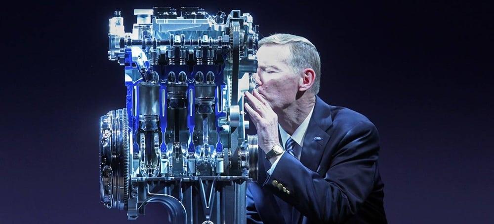 Motor con turbo
