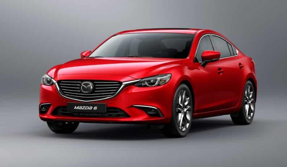 Estas son las novedades que el Mazda6 2017 ofrecerá en Europa