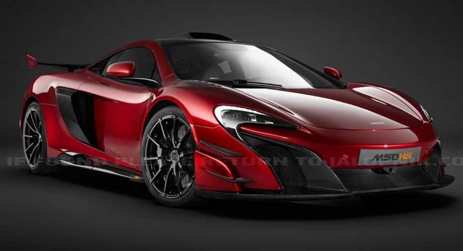 McLaren continúa su ofensiva 'Sport Series': La última bestia de MSO presume de 688 CV bajo el capó