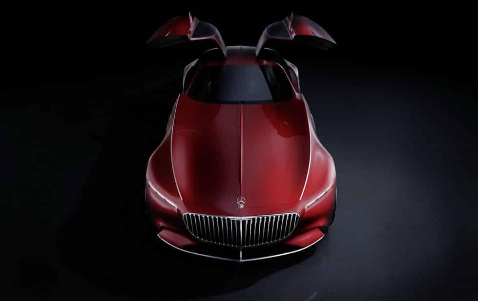 Mercedes Maybach Vision 15