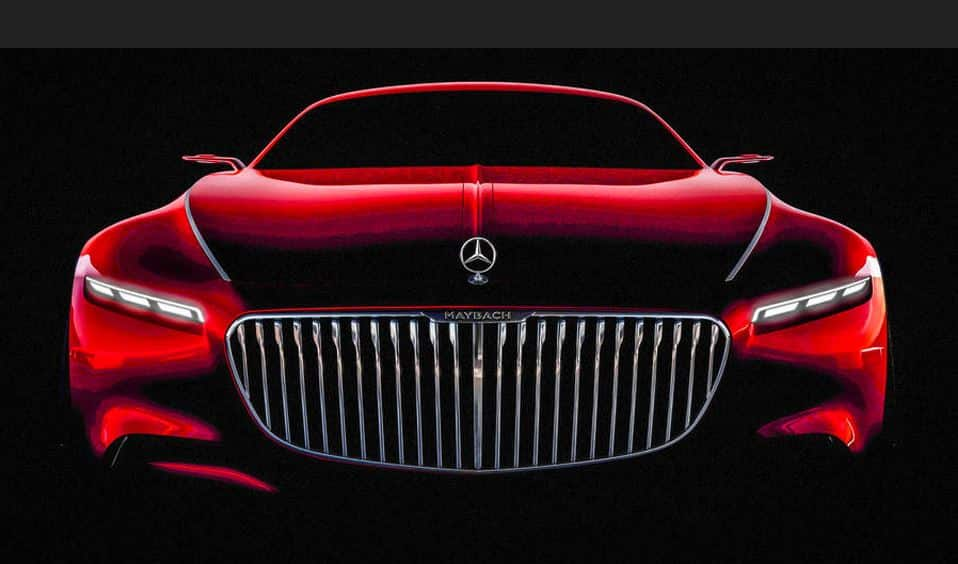 Mercedes Maybach concept 1