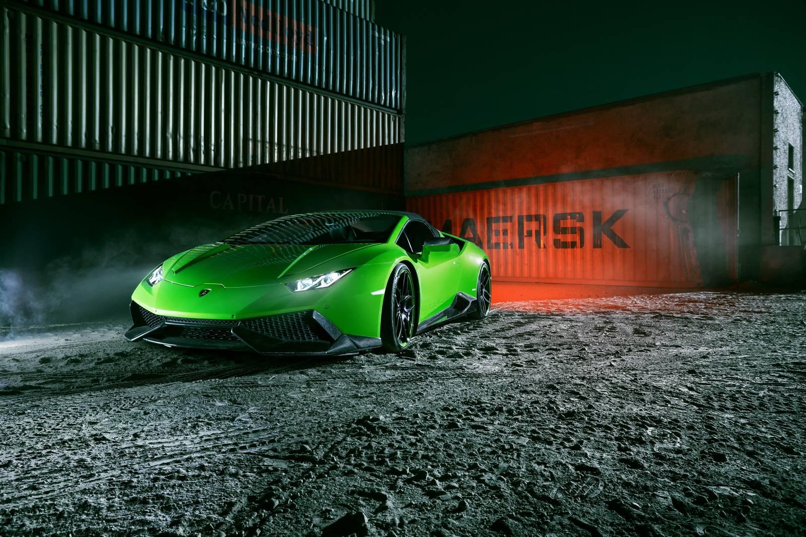 Novitec Torado Lamborghini Huracán Spyder.2