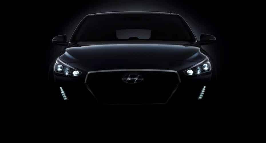 ¡Oficial! Primeras imágenes del nuevo Hyundai i30, ¿nos vamos haciendo una idea?