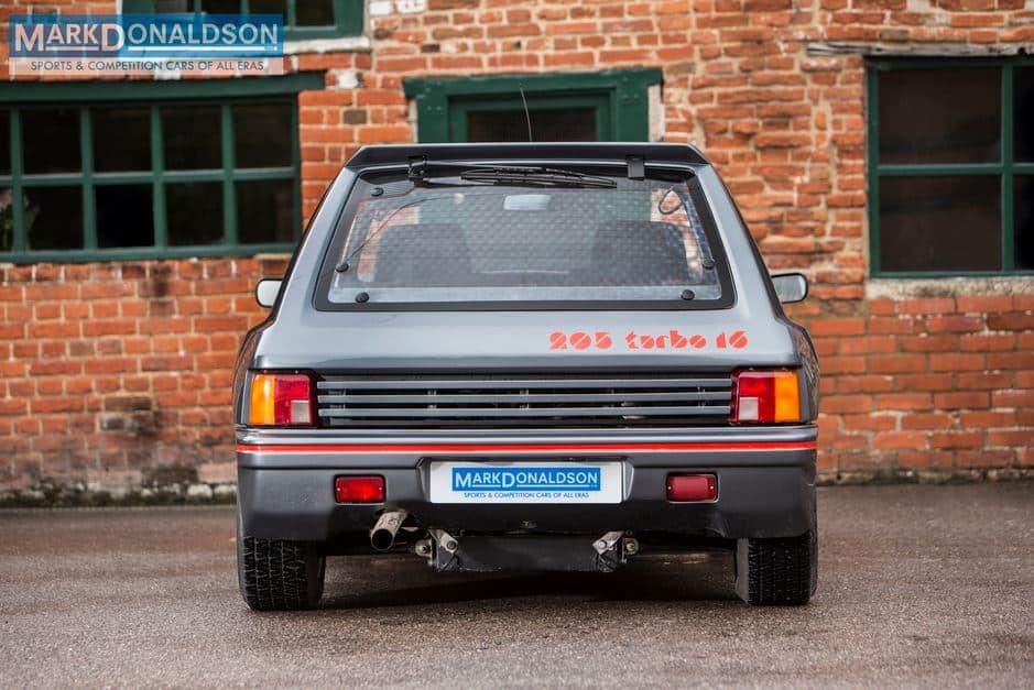 Peugeot 205 Turbo 16 1