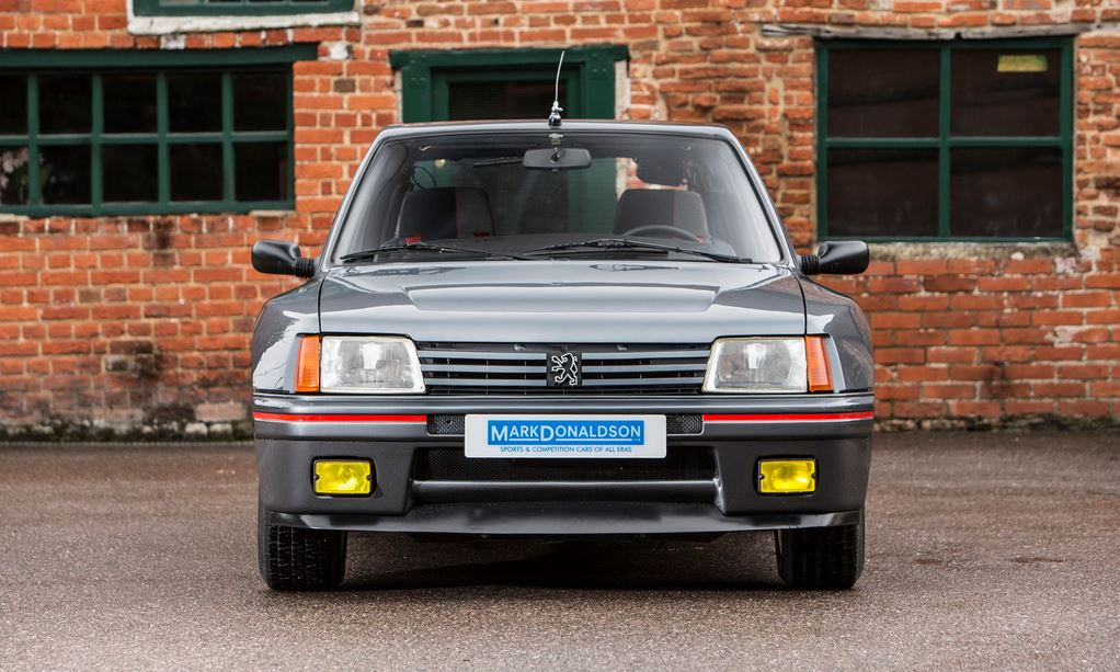 Peugeot 205 Turbo 16 8