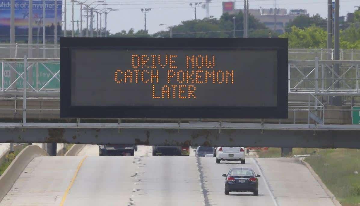 El Pokémon Go se cobra otra víctima mortal por atropello: Ya van 79 accidentes ¡Y sólo en Japón!
