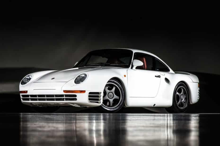 Porsche apuesta por la impresión 3D para fabricar piezas de clásicos como el 959 y 356