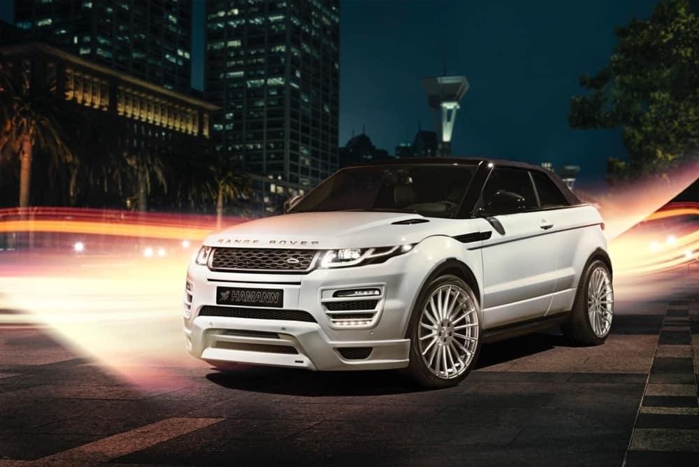 Range Rover Evoque Convertible por Hamann (5)