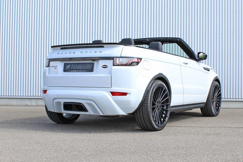 Range Rover Evoque Convertible por Hamann (8)
