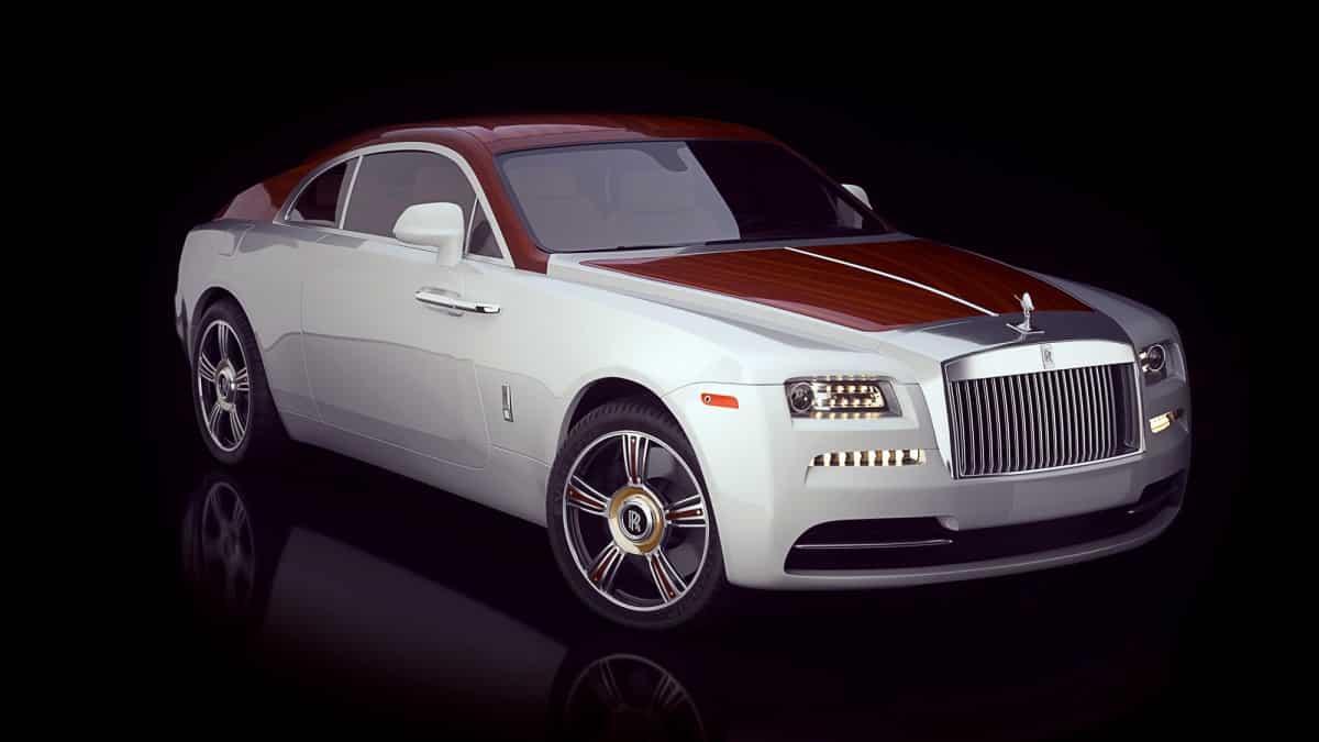 Rolls-Royce Wraith Regatta-7
