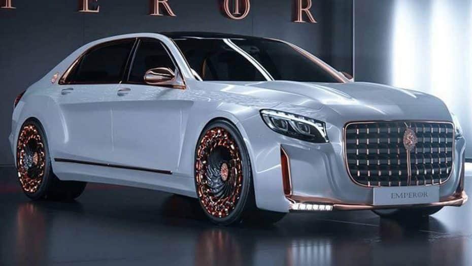 Scaldarsi Emperor I: ¿Pagarías 1,5 millones de dólares por este Mercedes-Maybach S600 de 900 CV?