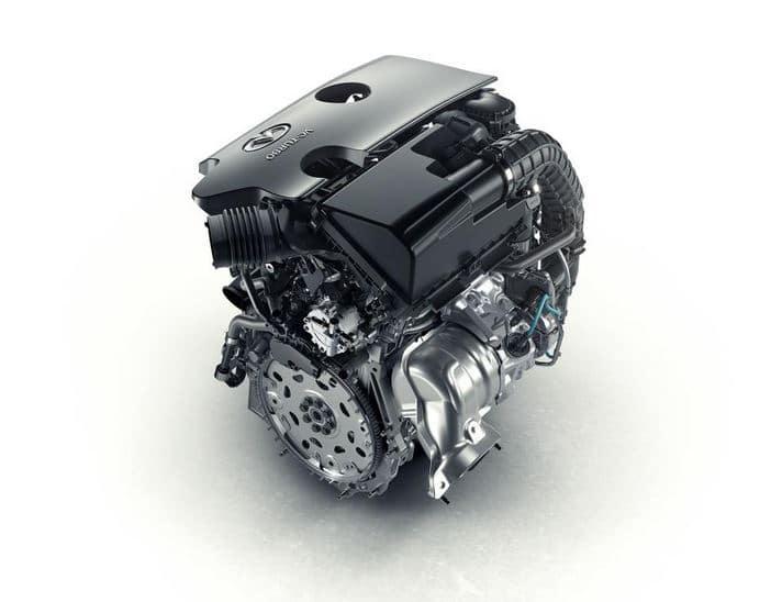 ¿Sabes cómo funciona el motor de compresión variable de Infiniti? Te lo contamos en detalle