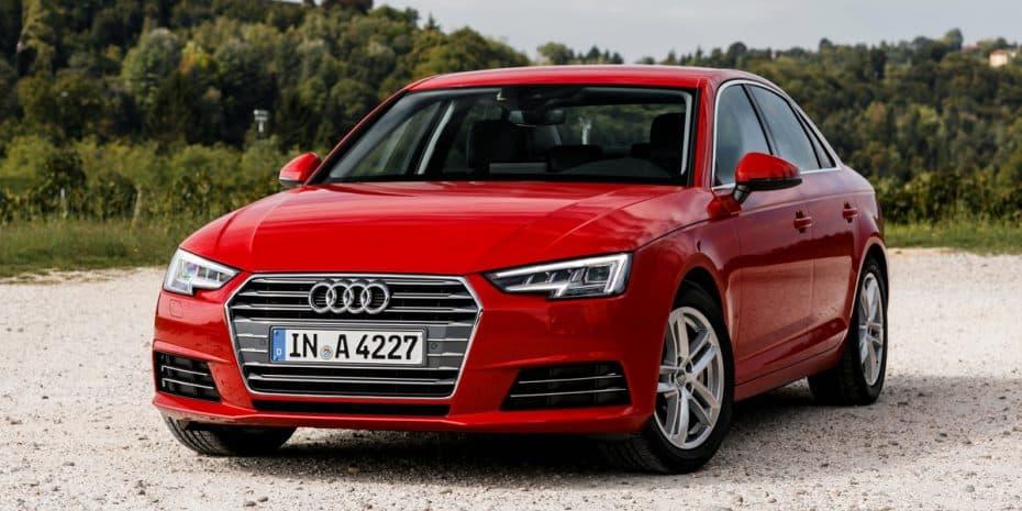 Aquí los 60 modelos más vendidos en Alemania durante julio: El A4 escala hasta la tercera posición