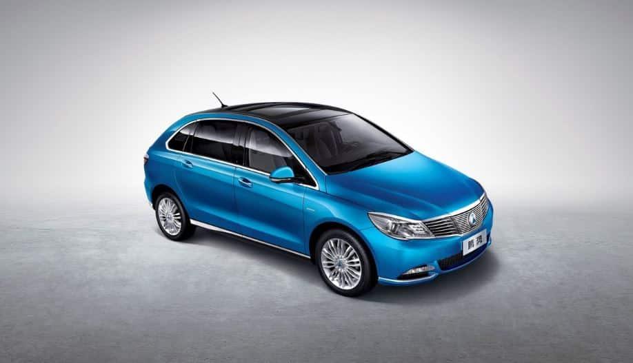 DENZA 400 EV: La base de un Clase B de primera generación y 400 km de autonomía 100% eléctrica