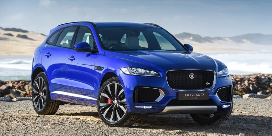El Jaguar F-Pace ya es el modelo más vendido de la marca: Con un 42% de cuota