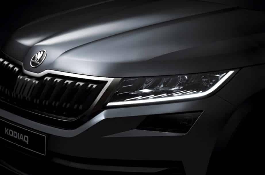 El Škoda KODIAQ da la cara, aunque es tímido: Todos los detalles que sabemos hasta la fecha