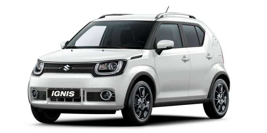 Ya falta menos para conocer el nuevo Suzuki Ignis para Europa: Aquí los primeros datos
