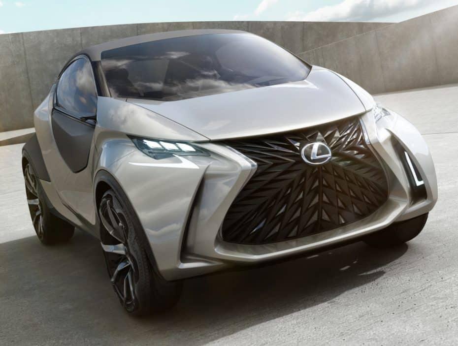 El SUV más pequeño de Lexus tomará la denominación UX: De tamaño compacto