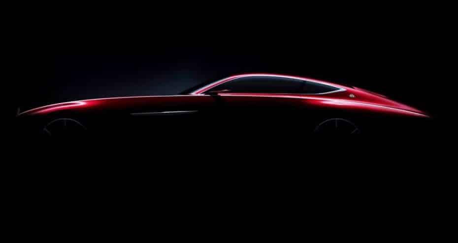 Un coupé de casi 6 metros y un diseño de infarto: Lo último de Mercedes-Maybach