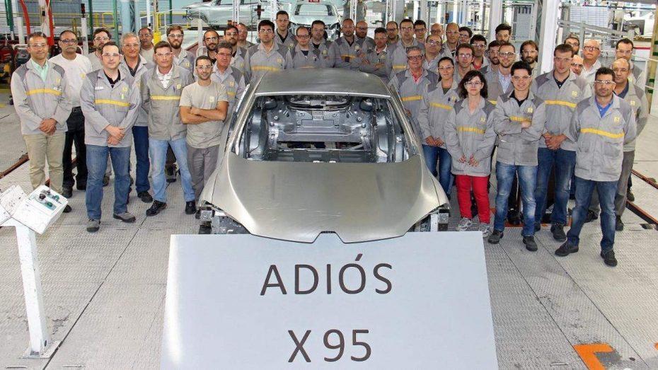 ¡Nos quedamos sin Mégane RS! Finaliza la producción en Palencia