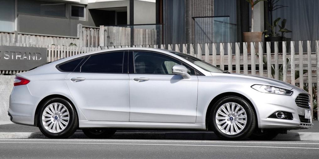 El Ford Mondeo mantiene las fuertes promociones: Menos de 19.000 € por la berlina
